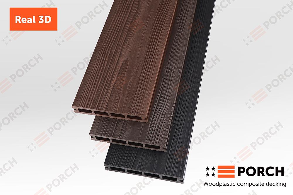 Террасная доска Porch Real  21x146x2200