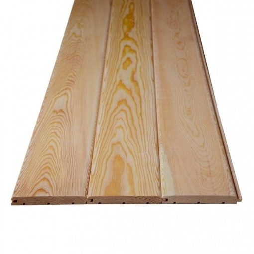 Вагонка из лиственницы сорт С 14 х 110 х 2000-4000