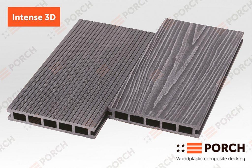 Террасная доска Porch Intense  24x150x3000