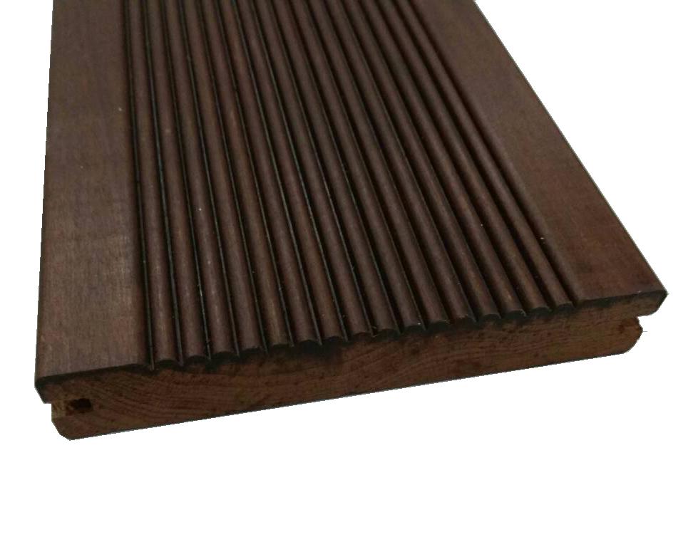 Террасная доска термодуб 20х130х3000